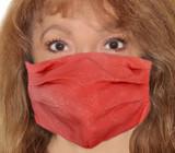 Strawberry Swirl Incognito Face Mask