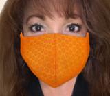 Gerber Daisy Kabuto Face Mask