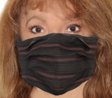 Samurai Stripe Incognito Face Mask