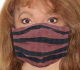 Picnic Plaid Incognito Face Mask
