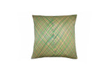 Diamond Plaid Pillow 22""