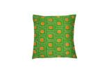 Shibori Squares Pillow