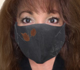 Black Forest Kabuto Face Mask