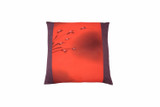 Coral Lotus Pillow