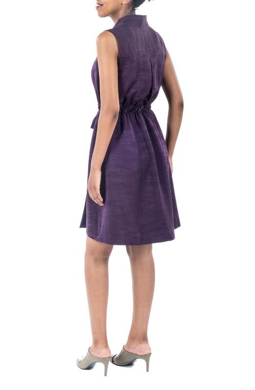 Sound Waves Kaori Dress / Vest