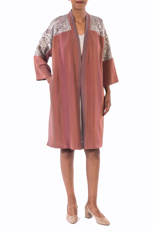 Rose Mirage Satoko Coat