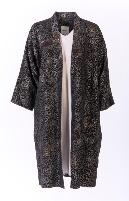 Fireworks Omeshi Satoko Coat