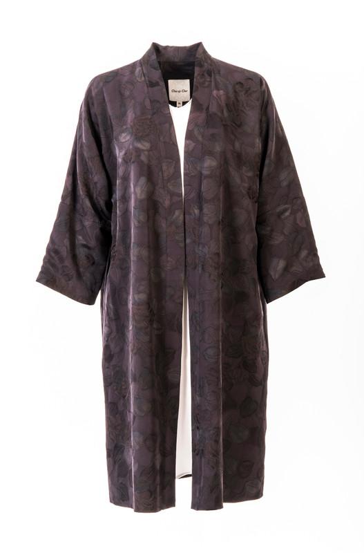 Midnight Rose Satoko Coat
