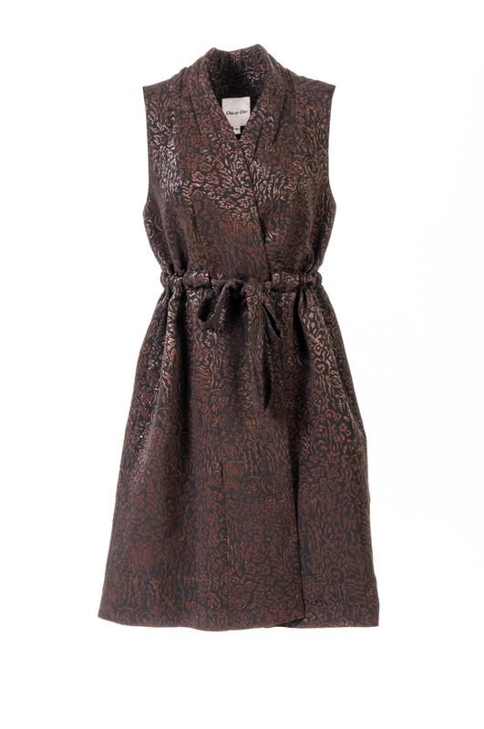 Lacquer-wear Kaori Dress / Vest