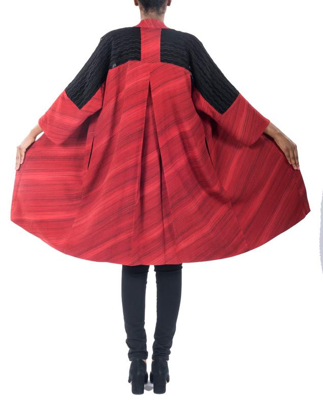 Test Pattern Satoko Coat