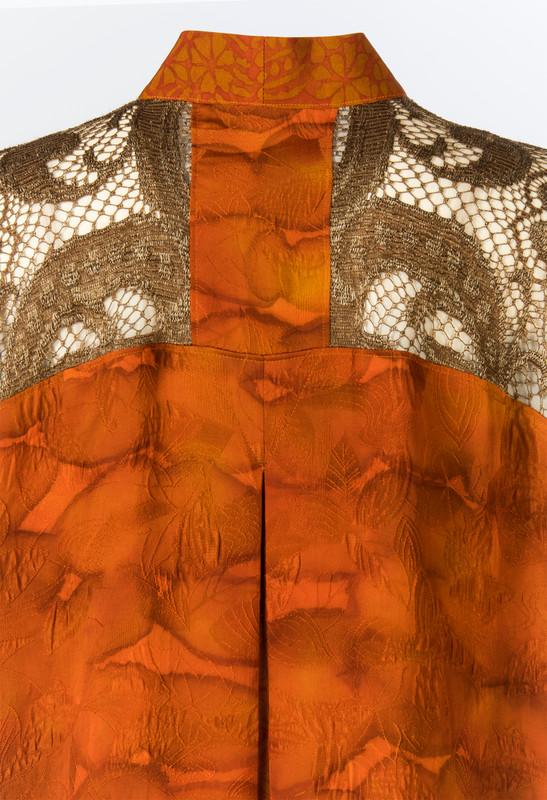 Floating Leaves Satoko Coat