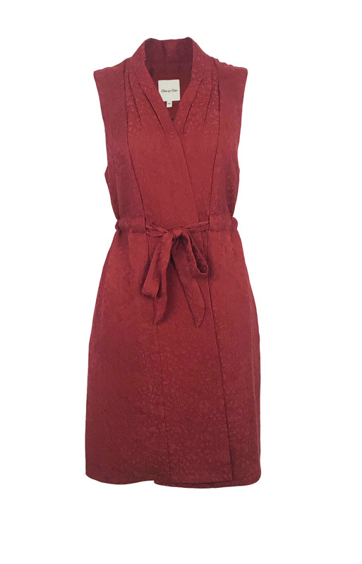 Mad About Madder Kaori Dress / Vest