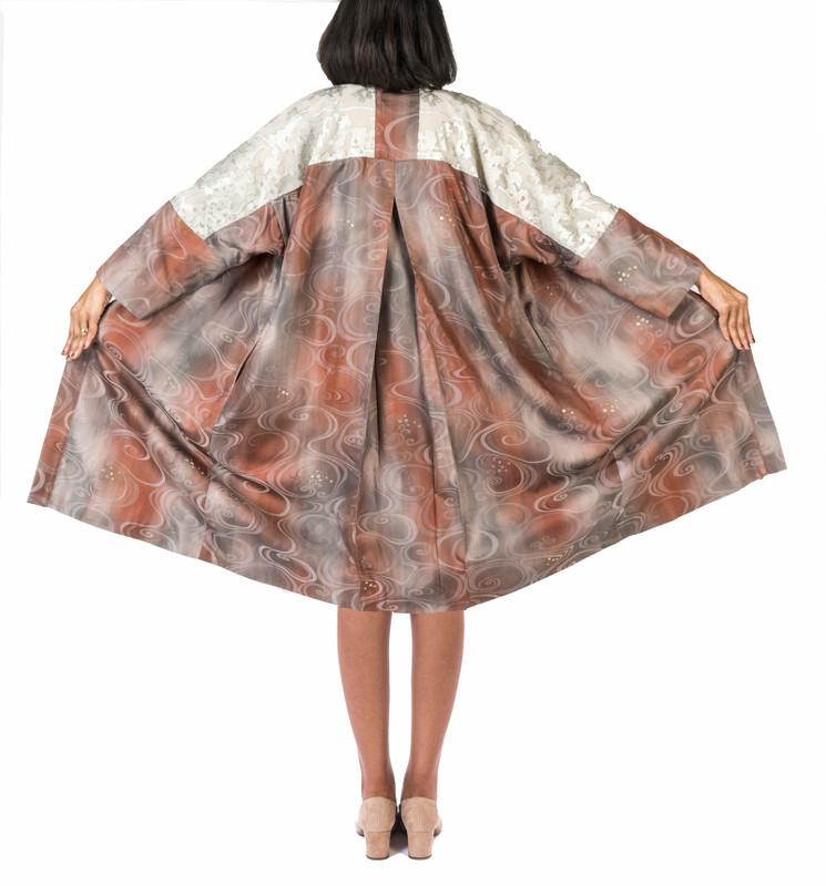 Reflections Satoko Coat