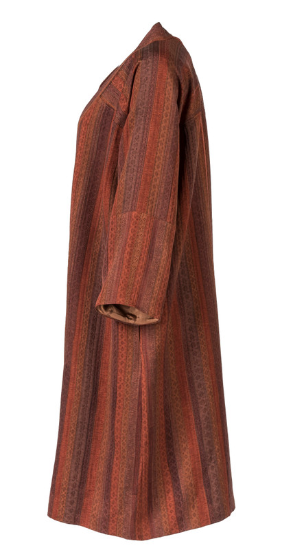 Zanzibar Stripe Satoko Coat