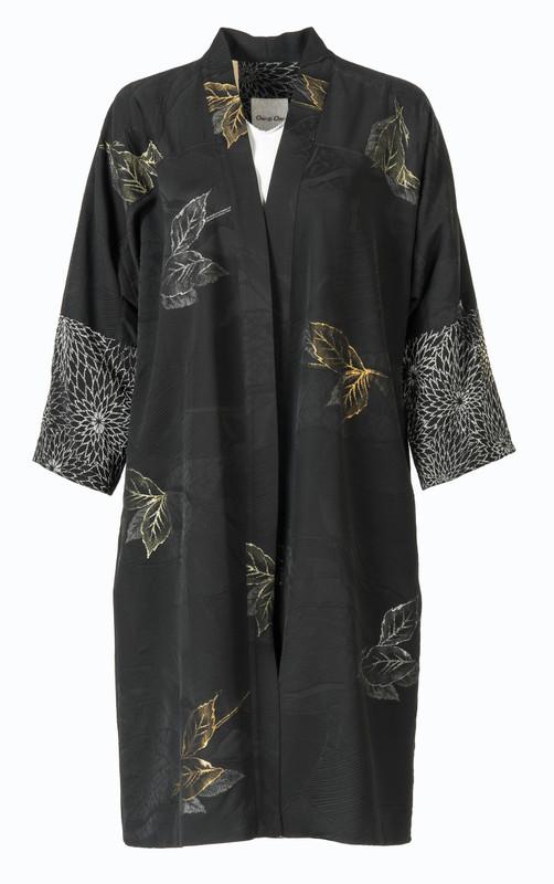 Shimmering Leaves Satoko Coat
