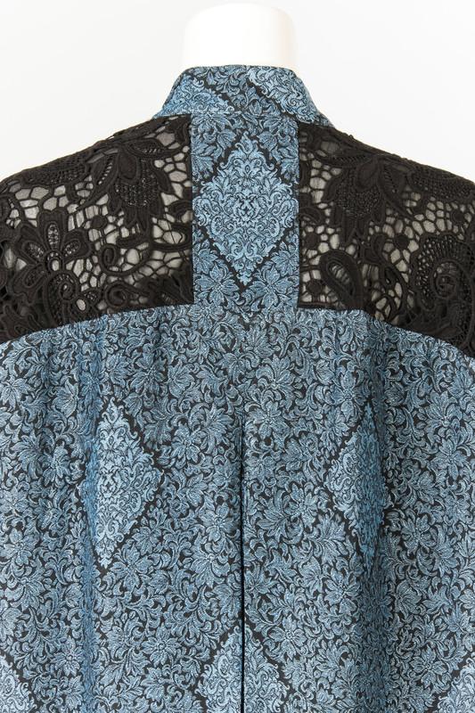 Tapestry Lace Satoko Coat