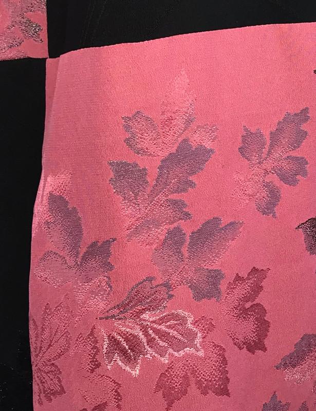 Colorblock Lilies Ayumi Scarf