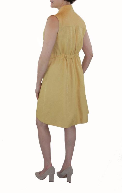 Sunlit Blossoms Kaori Dress / Vest