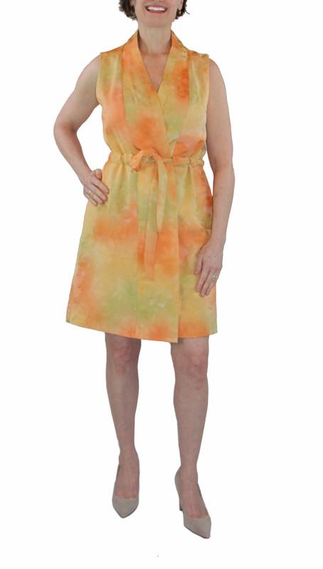Spring Garden Kaori Dress/Vest
