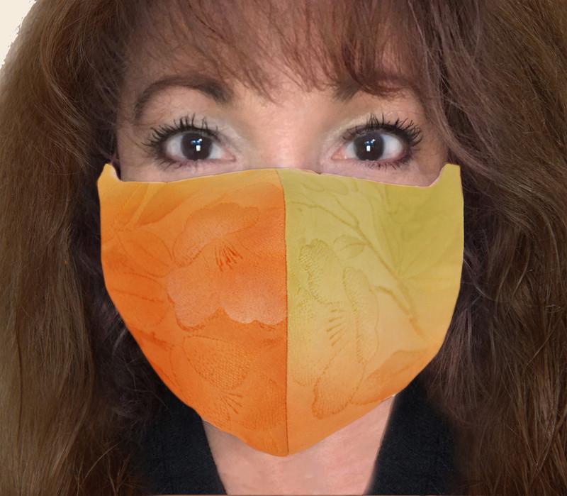 Spring Garden Kabuto Face Mask