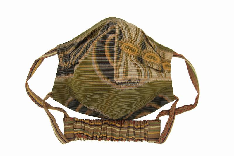 Tribal Maze Incognito Face Mask