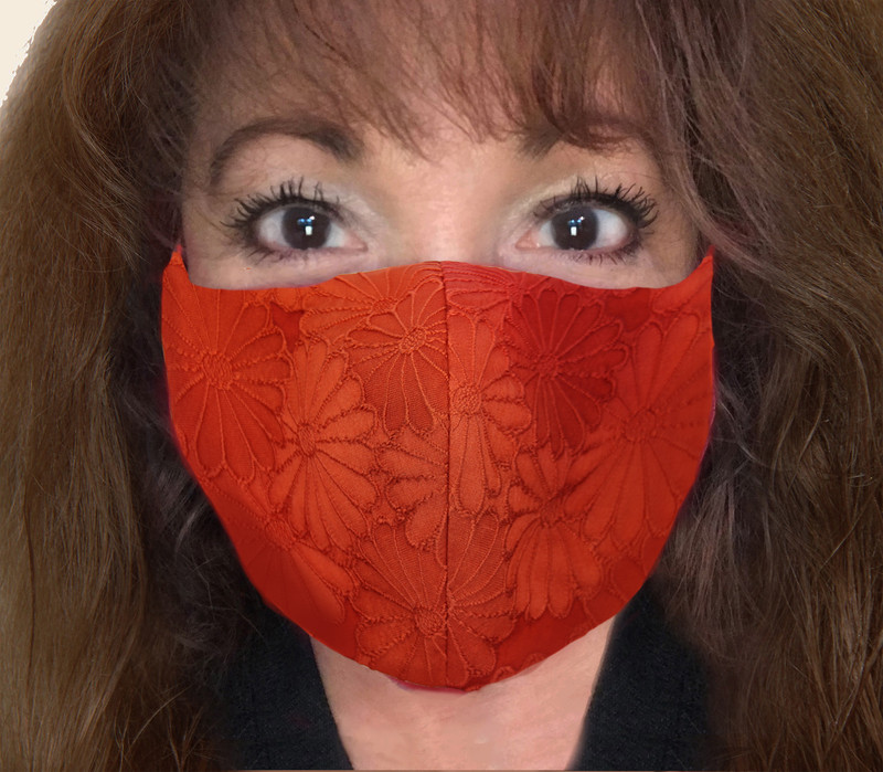 Mums the Word Kabuto Face Mask