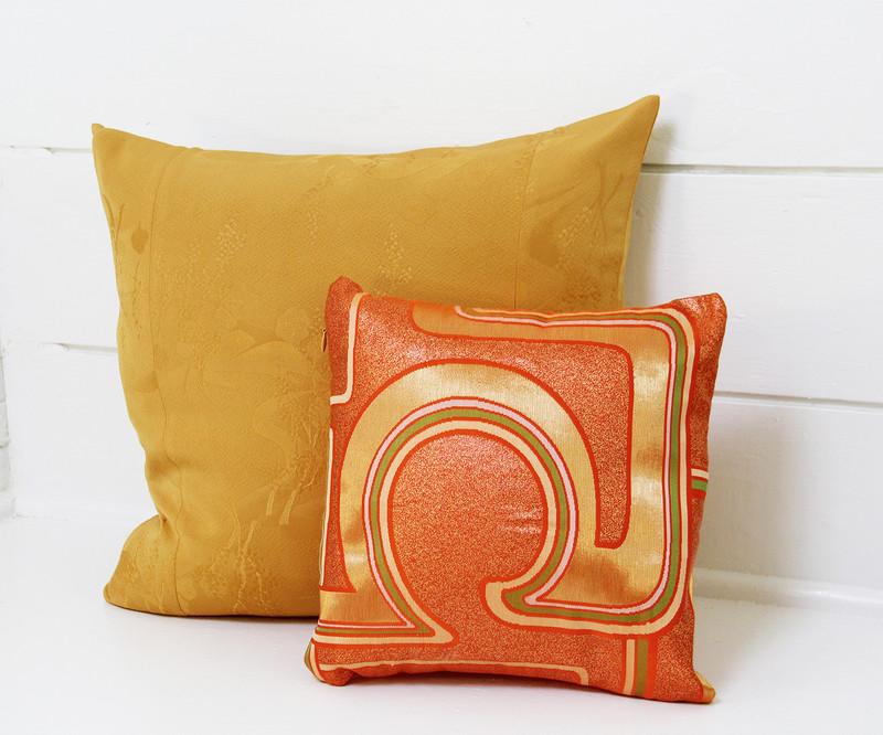 Obi Maze Pillow