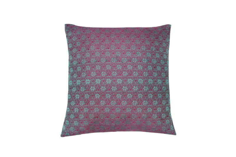 Hibiscus Dusk Pillow