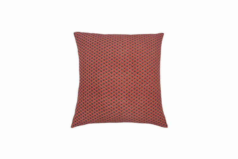 Coral Koi Pillow
