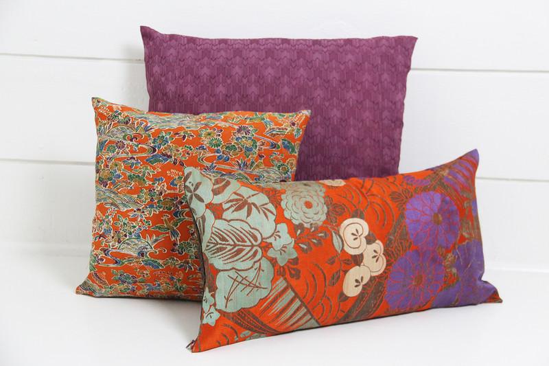 Tulip Fields Pillow
