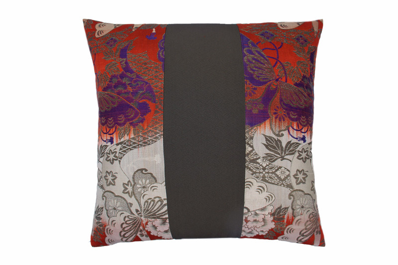 Royal Butterfly Pillow