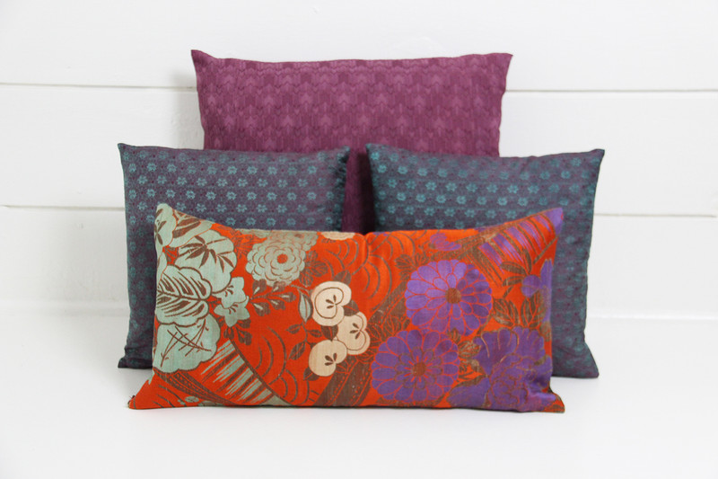 Garden Path Pillow