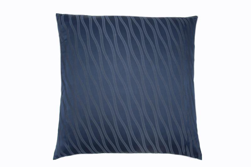 Blue Waves Pillow