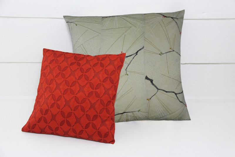 "Winter Pines Pillow - 18"""