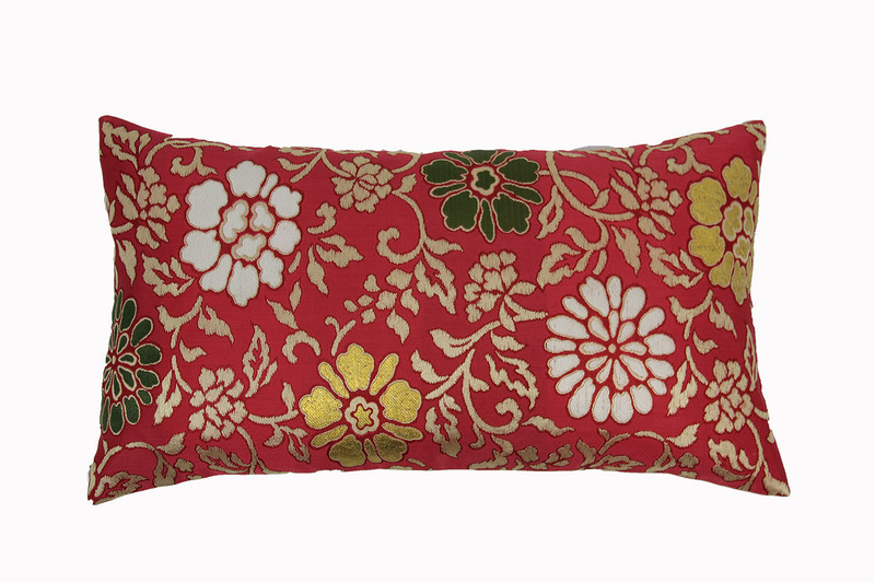 Kyoto Christmas Pillow