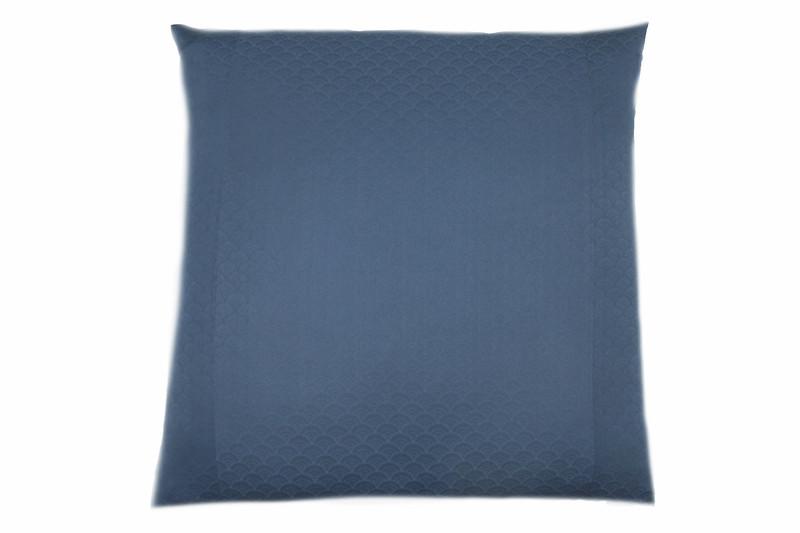 Koi Blue Pillow