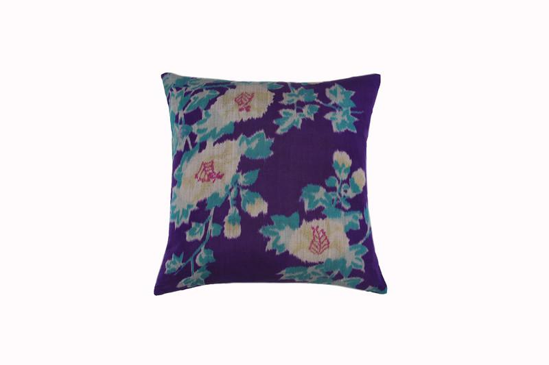 Royal Floral Pillow