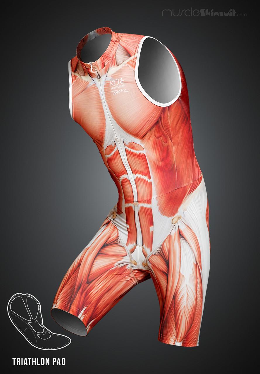 Muscle Skinsuit Triathlon Muscleskinsuit