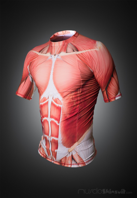 Muscle Rashguard Short