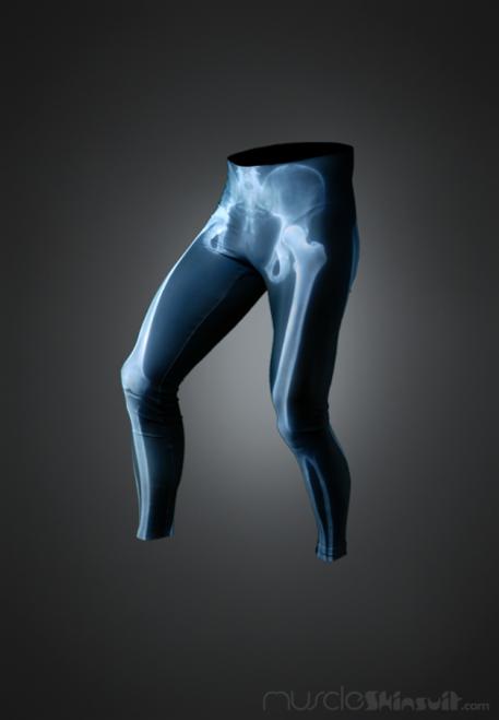 X-ray leggings