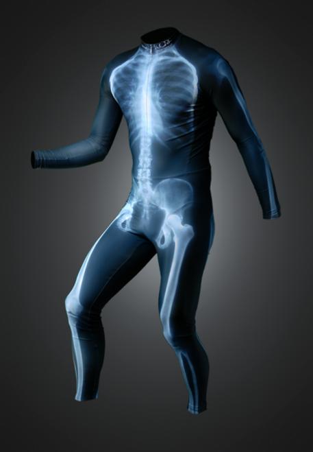 X-ray skinsuit long
