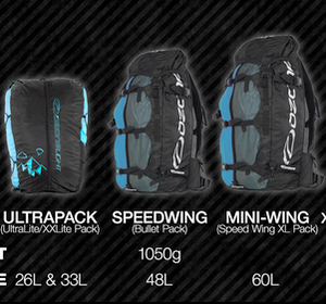 Ozone Speed Wing Pack