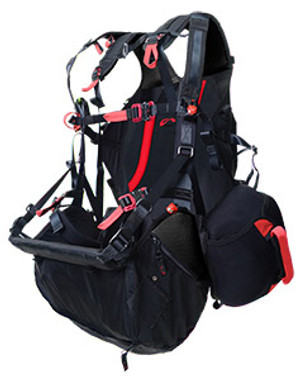 SOL Comfort High Point Paramotor Harness