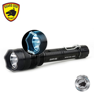 Guard Dog Special Ops Flash Light Stun Gun