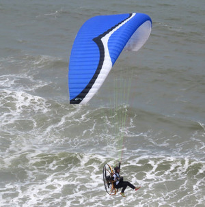 SOL Auster GT Paramotor Wing