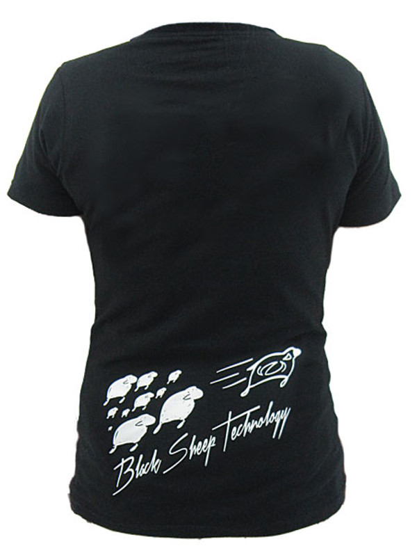 Womens Ozone Black Sheep Tech 2 Shirt