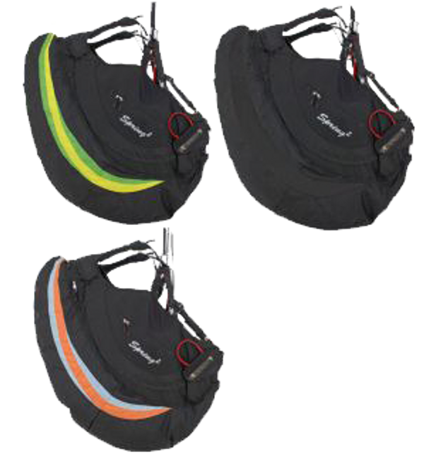 SOL Spring 2 Airbag Harness