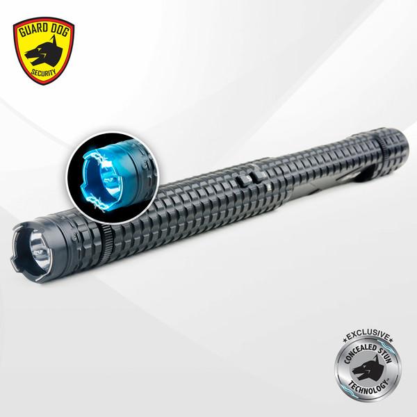 Guard Dog Knightro Clubber Stun Gun Flash Light