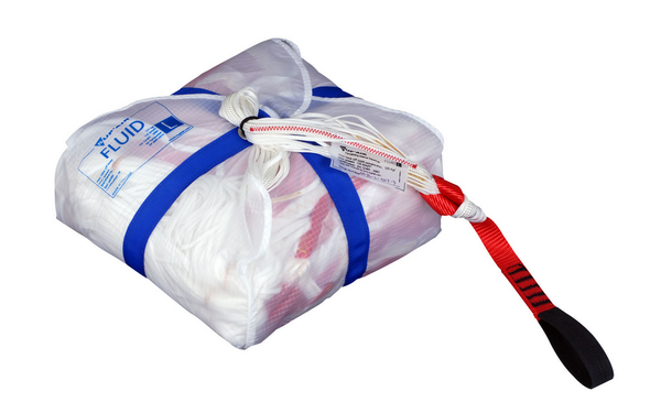 Sup'Air Fluid Reserve Parachute (Large < 125 kg)