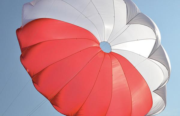 Sup'Air Shine Reserve Parachute (Small < 85 kg)